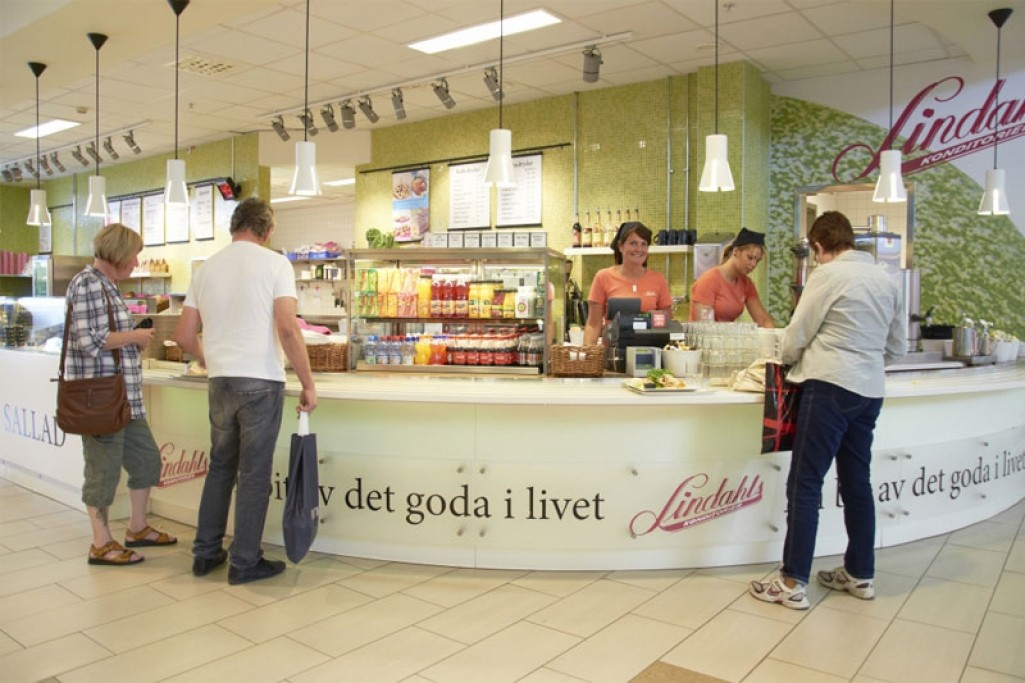 Lindahls Ingelsta Shopping
