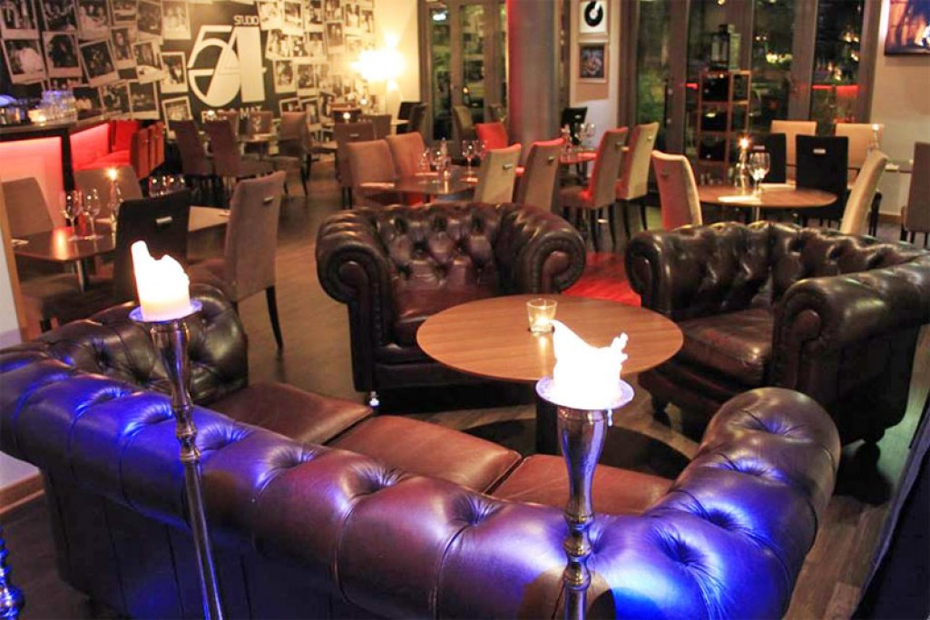 Studio 54 Mat & Bar