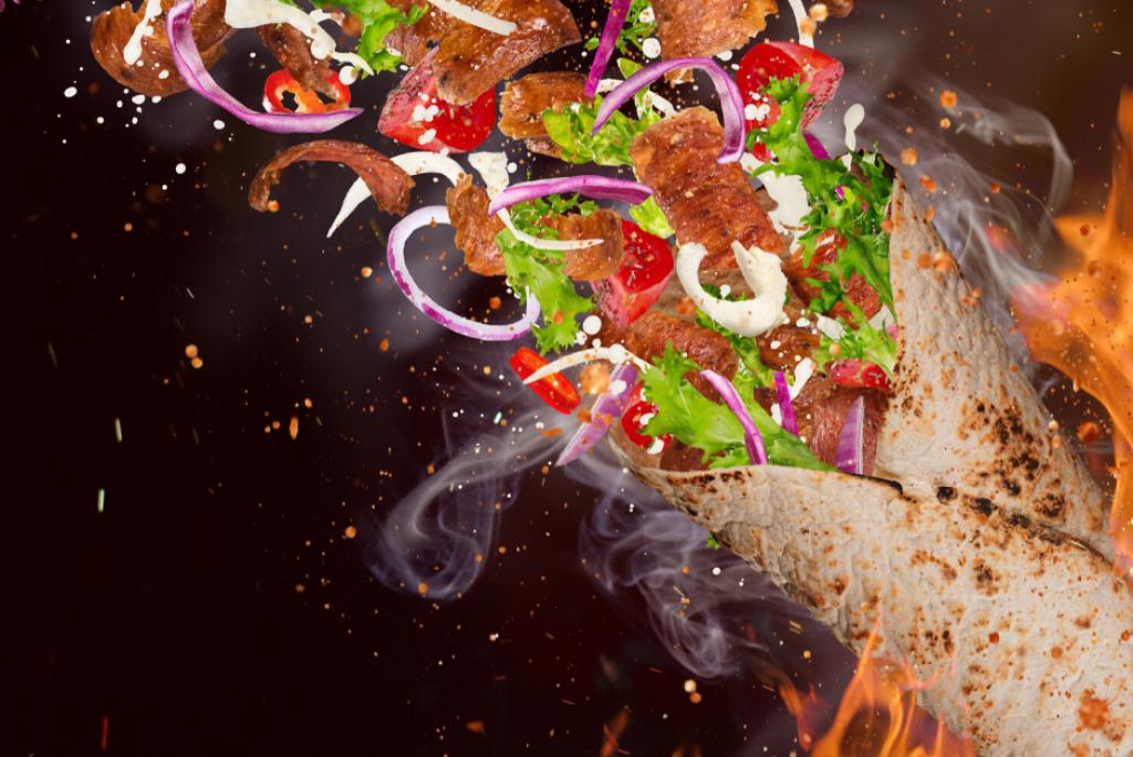 Delicious Kebab