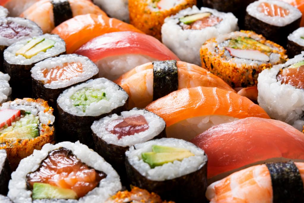Sushi Bar Kimono