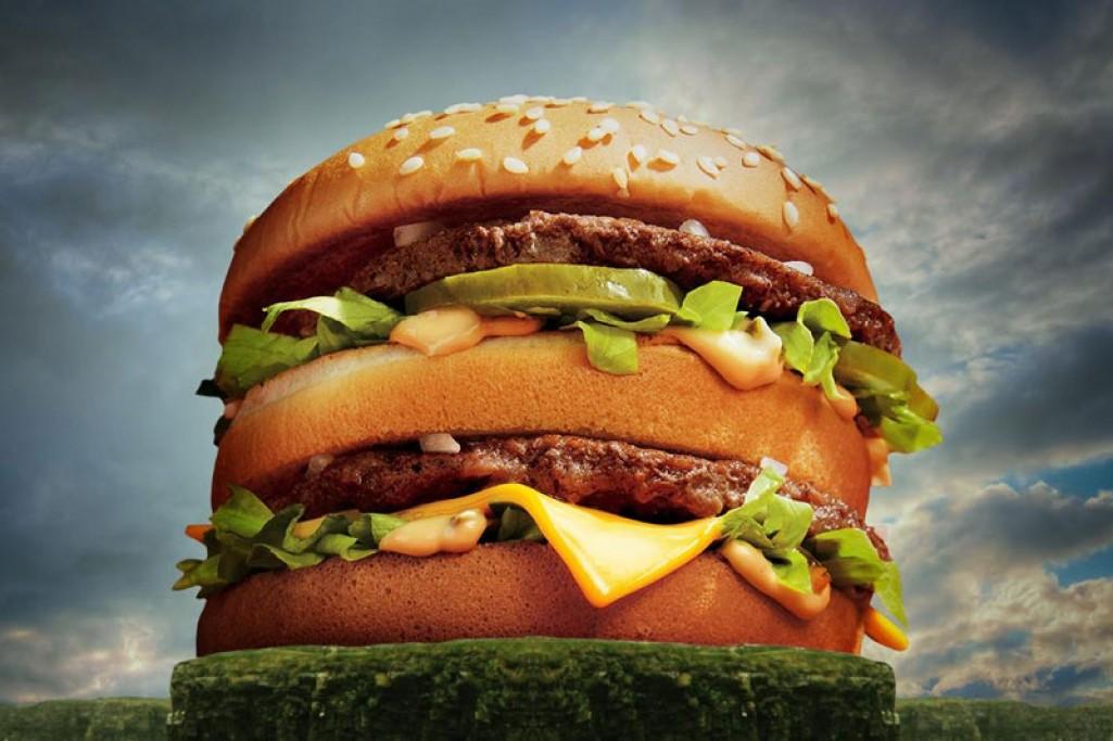 McDonald's Stockholmsrondellen