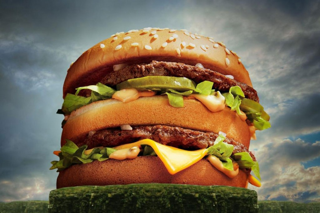 McDonald's Filmstaden