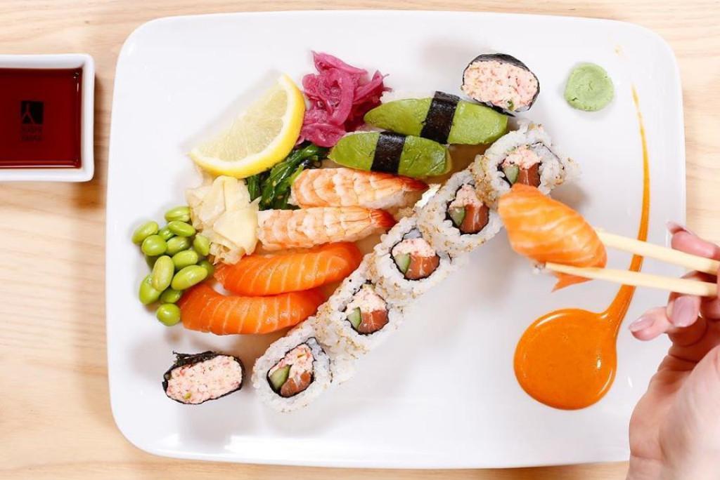 Sushi Yama Kunsgatan