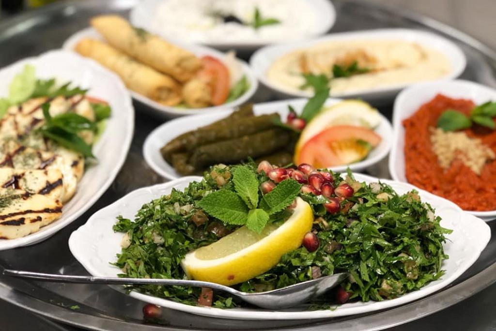 Libanesiska Hörnan