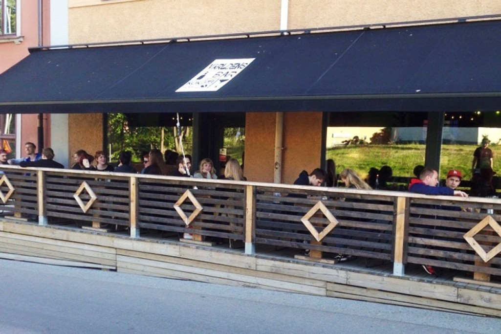 Världens Bar Kök & Café